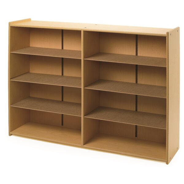 Value Line 8 Compartment Shelving Unit by Angeles