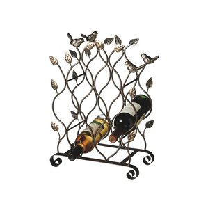 Austrina 8 Bottle Tabletop Wine Rack by August Grove