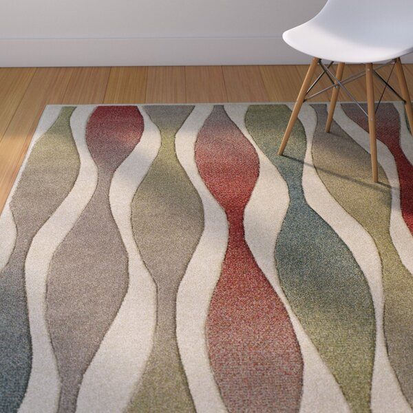Linda Ivory Area Rug by Langley Street