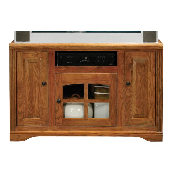 Verlene Solid Wood TV Stand For TVs Up To 58