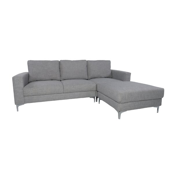 Zitar Reversible Sectional by UrbanMod