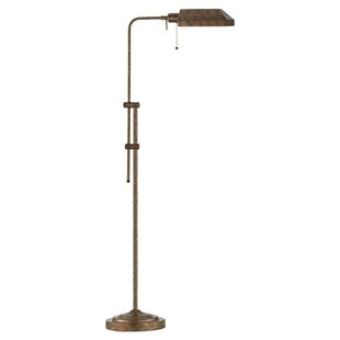 Affordable Price Brownington Utility 59 Task Floor Lamp By Greyleigh