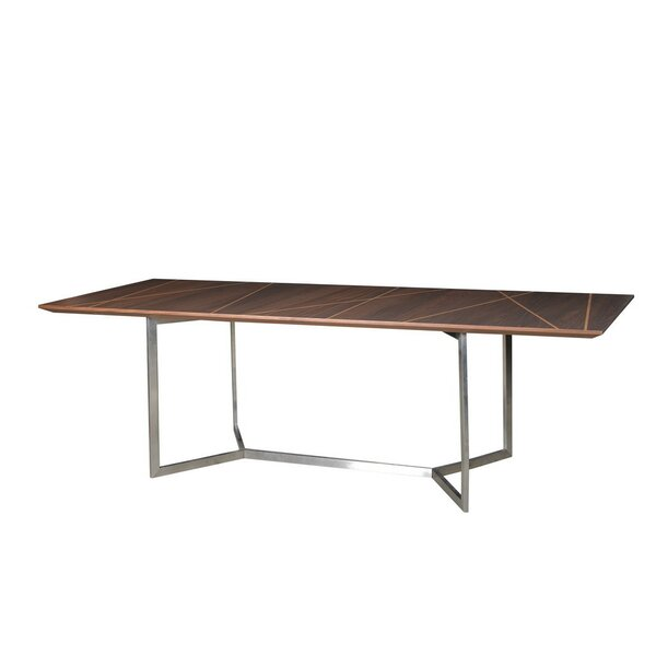 Shadow Dining Table by Bellini Modern Living