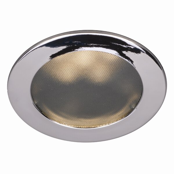 LEDme® Round 3.63 Shower Recessed Trim by WAC Lighting