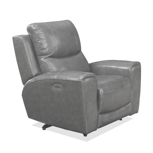 Palmateer Leather Reclining Configurable Living Room Set By Red Barrel Studio
