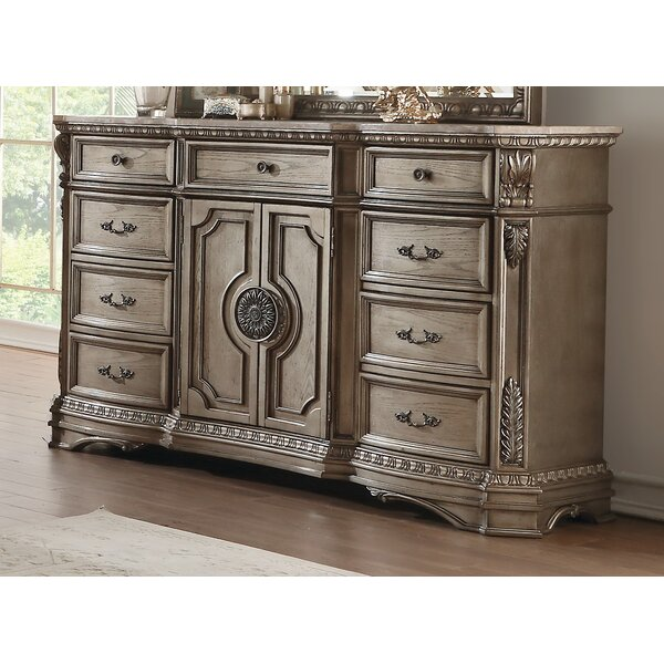 Neagle 9 Drawer Combo Dresser by Astoria Grand