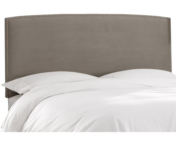 Mara Upholstered Panel Headboard by Skyline Furniture