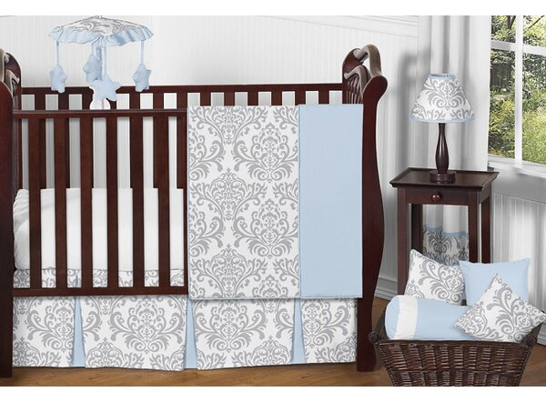 Avery 11 Piece Crib Bedding Set by Sweet Jojo Designs