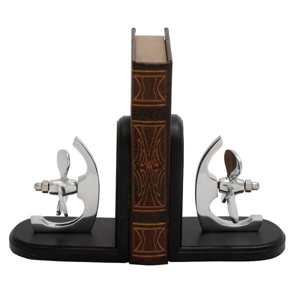 Bookends (Set of 2) by Breakwater Bay