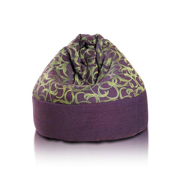 Bean Bag Chair by Furini