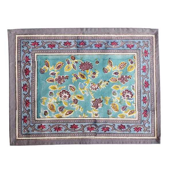 Hillside Avenue 18 Placemat (Set of 6) by Red Barrel Studio