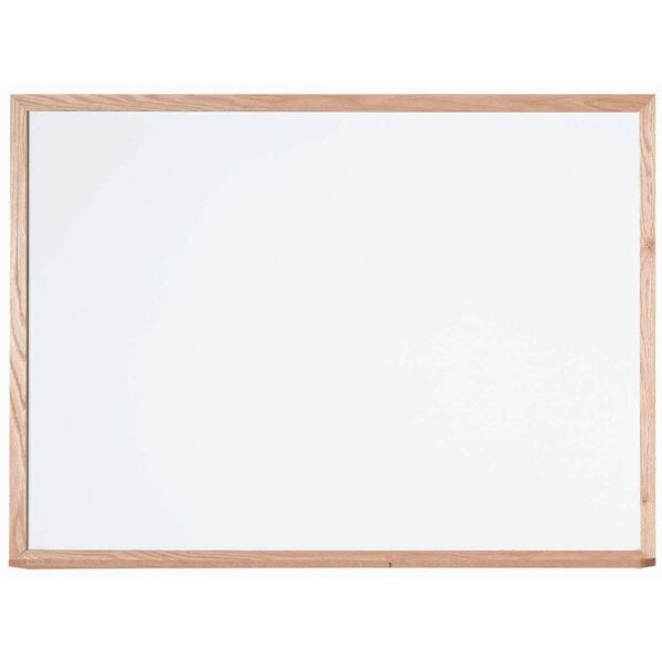 Wall Mounted Whiteboard by AARCO