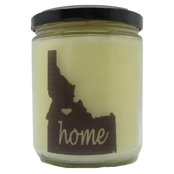 Idaho Lemon Cheesecake Scented Jar Candle by Gracie Oaks