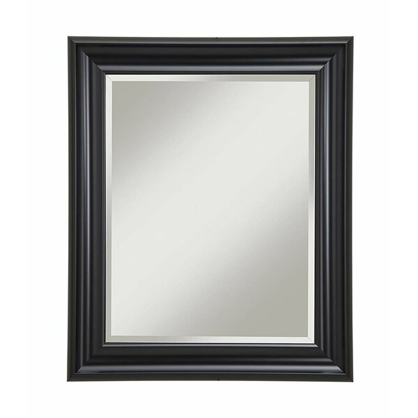 Mccallum Polystyrene Framed Beveled Accent Mirror by Winston Porter