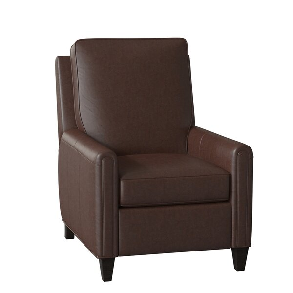 Weiss 3-Way Leather Recliner
