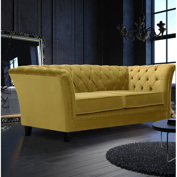 Bluecoast Sofa by Bungalow Rose