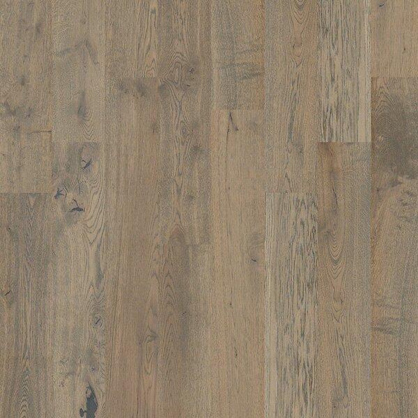 Scottsmoor Oak 7.5 Engineered White Oak Hardwood Flooring by Shaw Floors