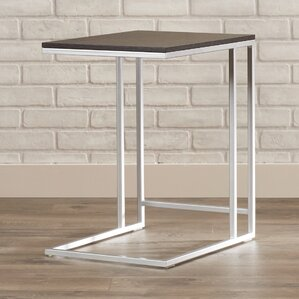 Aidyn End Table by Varick Gallery