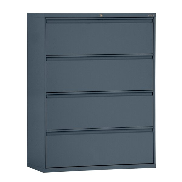 4 Drawer Lateral Filing Cabinet by Symple Stuff