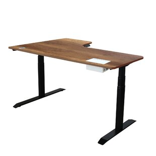 Herrman Adjustable L-Shape Standing Desk