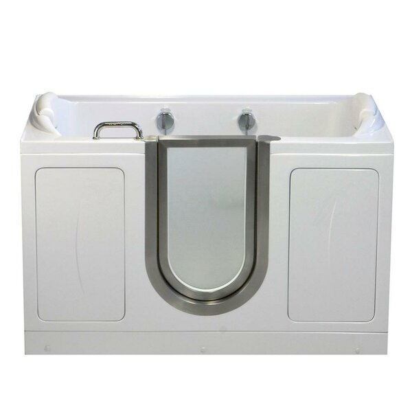 Companion 60 x 30 Massage Whirlpool Walk In Tub by Ella Walk In Baths