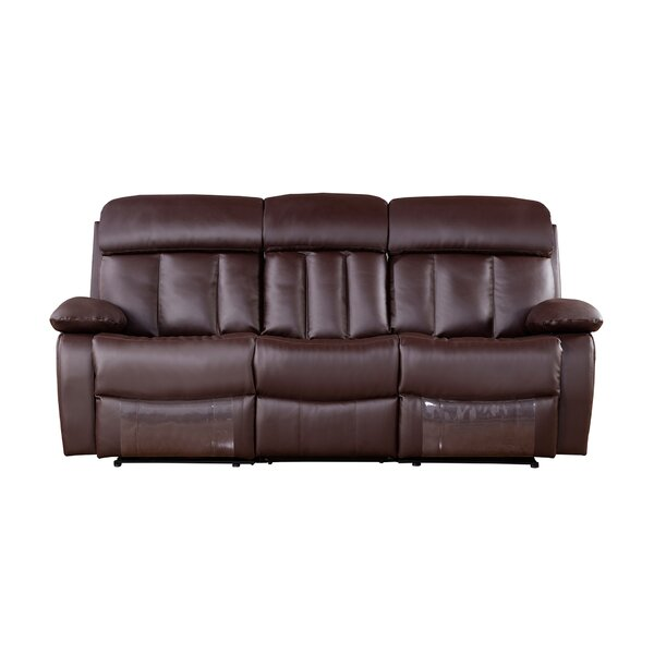 Check Price Ranstead Reclining Sofa