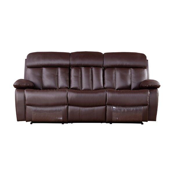 Free S&H Ranstead Reclining Sofa