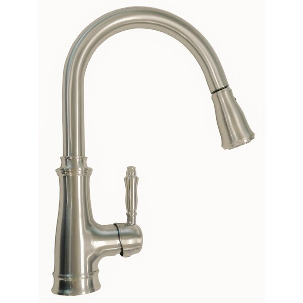 Luxurious Single Handle Kitchen Faucet by Y Decor
