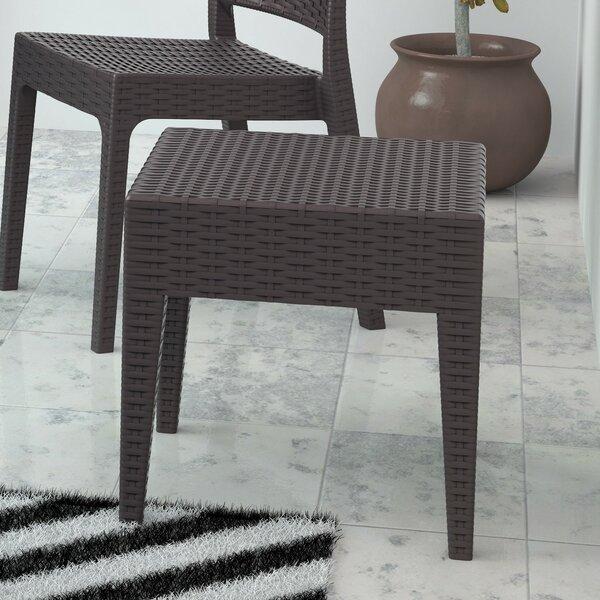 Kesler Resin Side Table by Brayden Studio