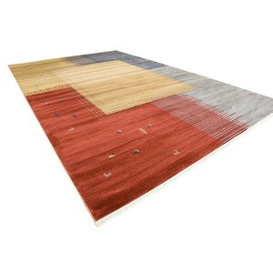 Jan Tan Indoor/Outdoor Area Rug