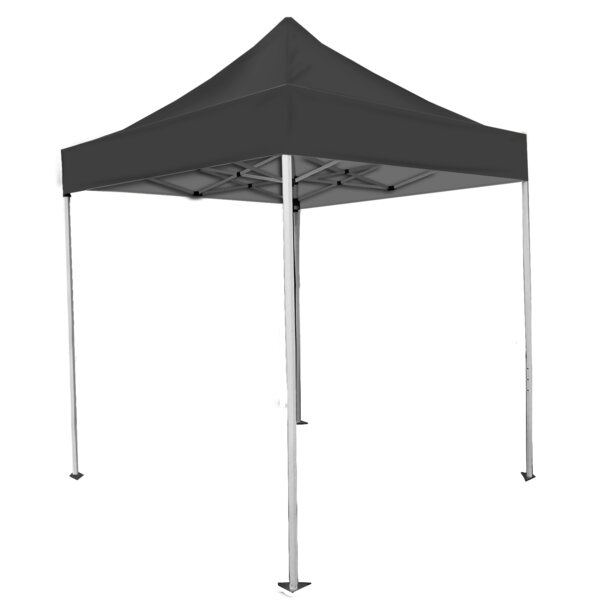 8 Ft. W x 8 Ft. D Steel Pop-Up Canopy by Laguna Canopy