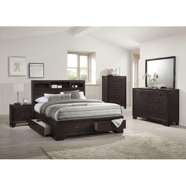Norma Queen Panel Configurable Bedroom Set by Alcott Hill