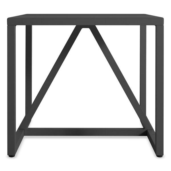 Strut Steel Side Table by Blu Dot