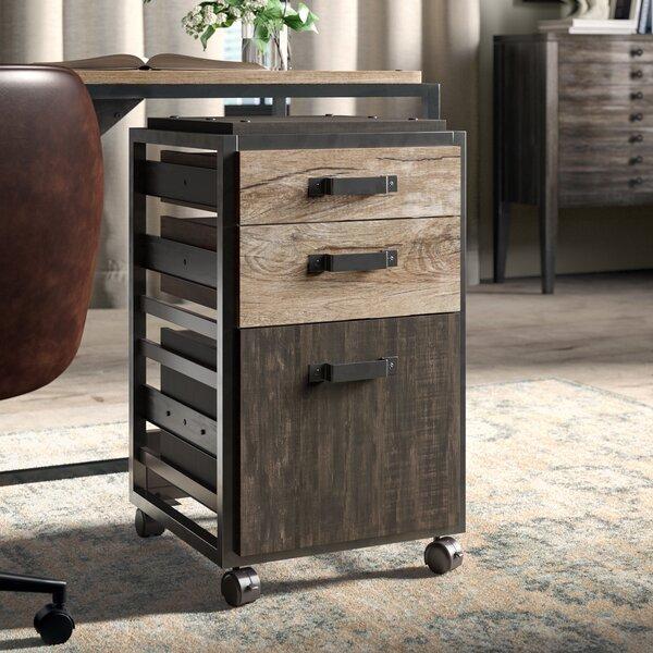 Edgerton 3-Drawer Vertical Filing Cabinet