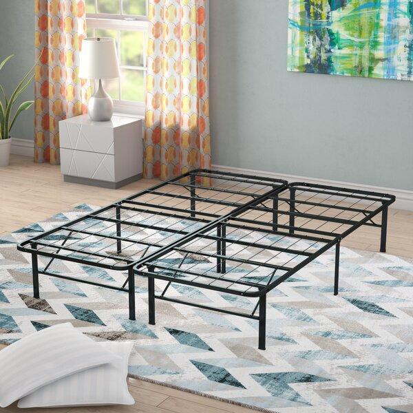 Gabriele Platform Heavy Duty Metal Bed Frame by Alwyn Home