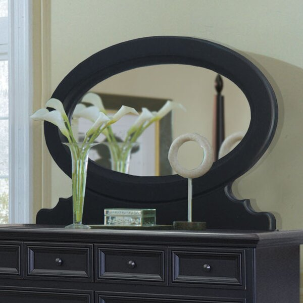 Scarlett Oval Dresser Mirror by Wildon Home ®