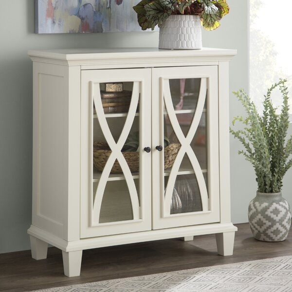 Online Reviews Rosendale 2 Door Accent Cabinet by Andover Mills