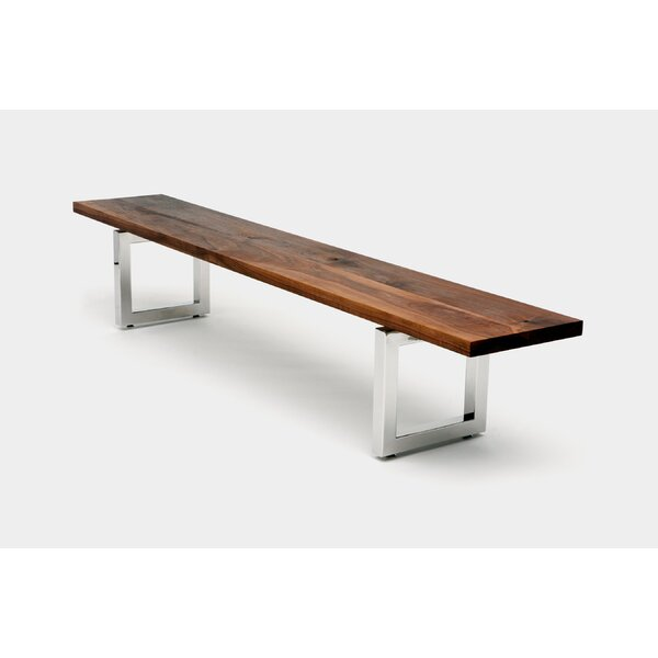Gax Wood Bench by ARTLESS