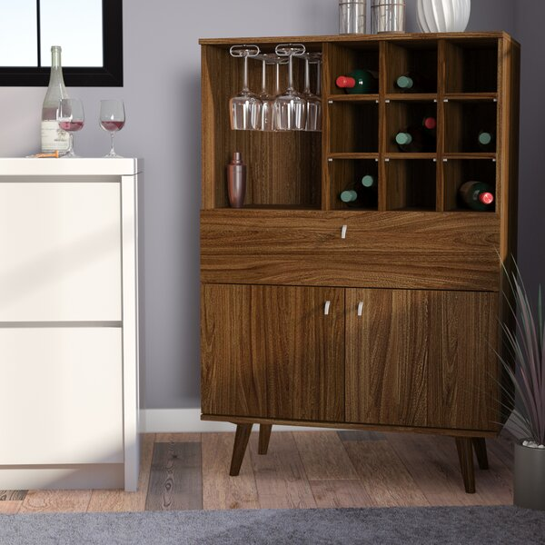 Gianna Bar Cabinet by Langley Street