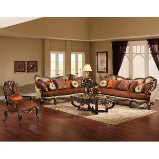 Clearbrook Configurable Living Room Set by Fleur De Lis Living