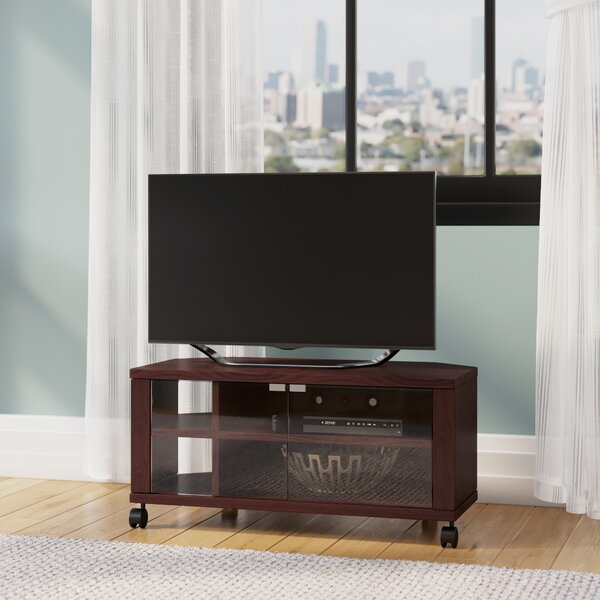 Patio Furniture Abrielle TV Stand For TVs Up To 40