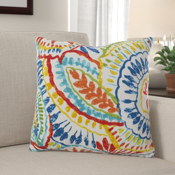 Hanning Patio Outdoor Throw Pillow by Winston Porter