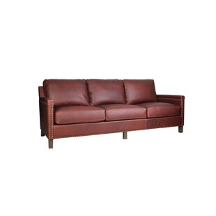 Nailsea Leather Sofa