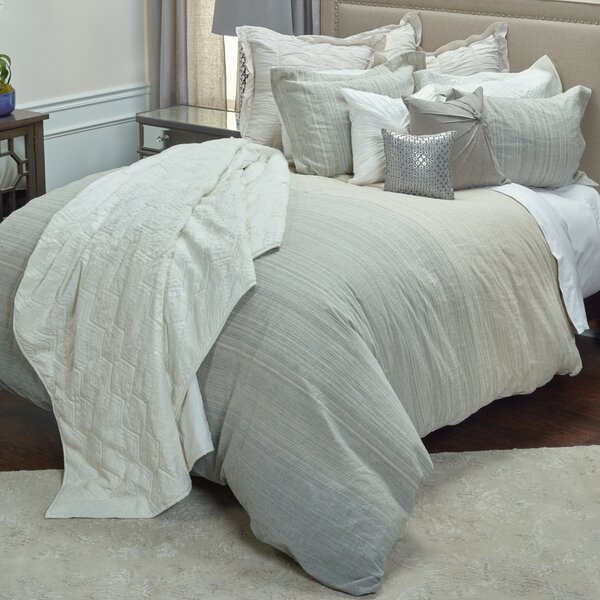 Lawrence Duvet Cover by The Twillery Co.