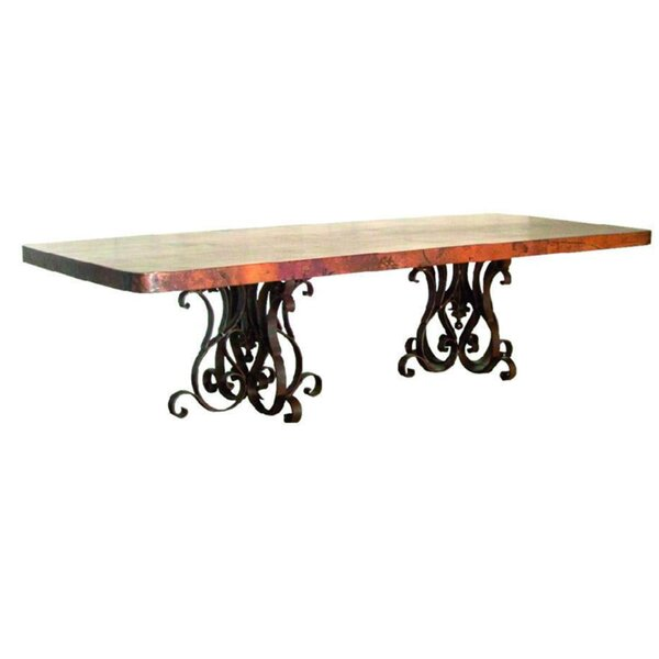Haugh Dining Table by Fleur De Lis Living