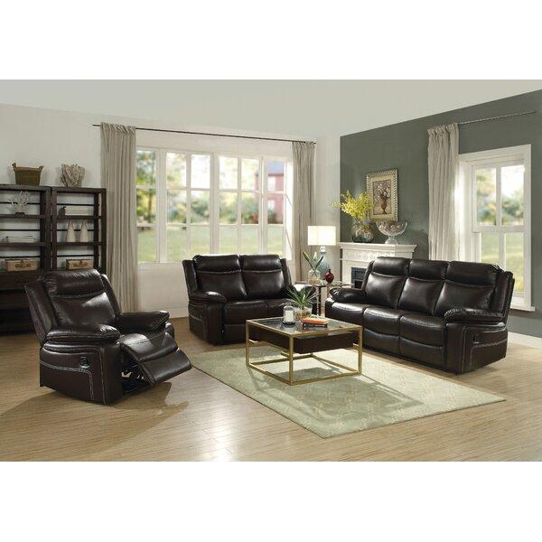Henslee Reclining Configurable Living Room Set by Red Barrel Studio