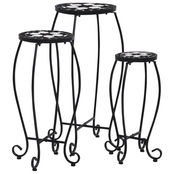 Lotte 3 Piece Bistro Table Set (Set of 3) by Fleur De Lis Living