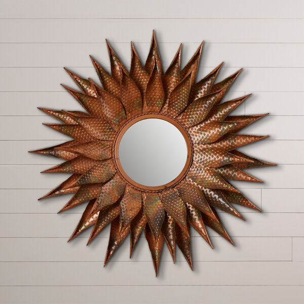 Gretchen Wall Mirror by Bloomsbury Market