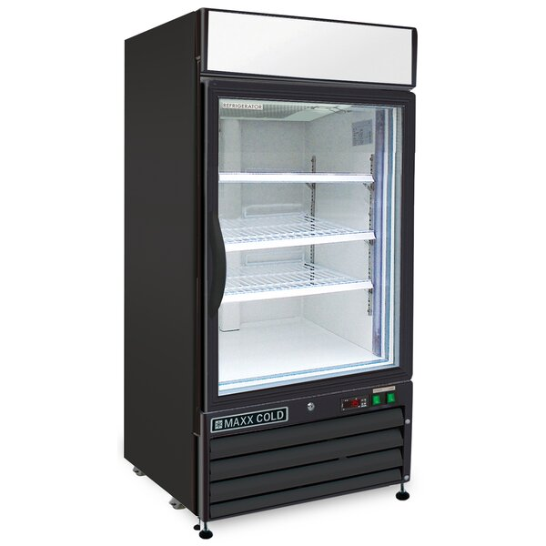 X-Series Merchandiser 12 cu. ft. All-Refrigerator by Maxx Ice