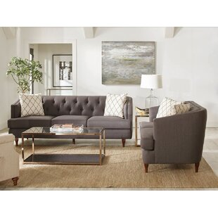Niamh 2 Piece Living Room Set by Darby Home Co